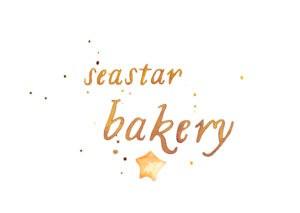 Seastar Bakery logo designer